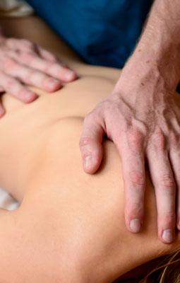 массаж всего тела